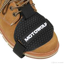 motorbike boots on sale 2017 black rubber motocross shift pad motorcycle gear shifter shoe