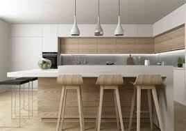 cuisine chalet moderne idee cuisine ilot central 13 id233es cuisine focus sur la