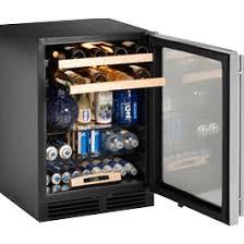 Glass Door Home Refrigerator by Vivco Ice Machines U Line 2175bevc Mini Refrigerator With Glass Door