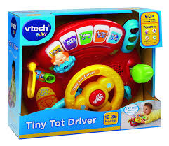 vtech baby tiny tot driver multi coloured vtech baby amazon co