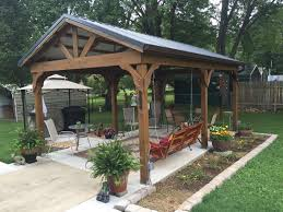 patio structures