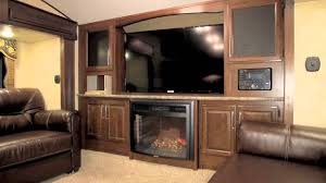 front living room fifth wheel models design home ideas pictures