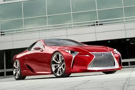lexus hybrid sport lexus lf lc hybrid sport coupe concept debuts detroit video