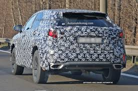 lexus rx model year changes 2016 lexus rx spied testing