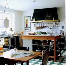 modern eclectic kitchen creative kitchen island idea for the modern eclectic kitchen