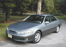 lexus is 2001 2001 lexus es 300 road test carparts com