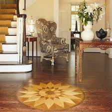 specialty wood flooring borders medallions parquets home