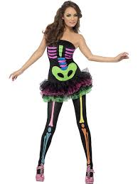 Skeleton Costumes For Halloween by Womens Halloween Costumes Costumes For Women Partyworld