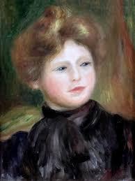 women hairstyle france 1919 img 0085 auguste renoir 1841 1919 paris portrait de femme
