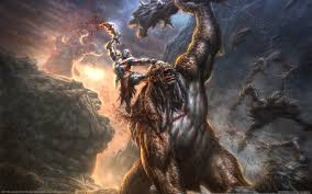 hd mythical creatures in greek mythology wallpaper mythical