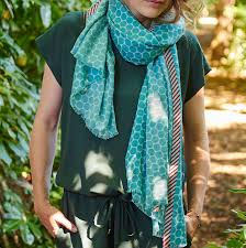 pip studio big dot scarf by fifty one percent notonthehighstreet com