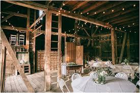barn wedding venues in ohio the barn at wolf creek