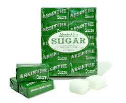 wrapped sugar cubes absinthe sucre wrapped sugar cubes