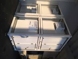 capannone smontabile usato vendo vendita strutture usate d occasione metal stands con capannoni