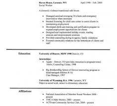 Resume Community Service Example Social Work Resume Example Top 8 Geriatric Social Worker Resume