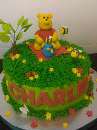 winnie pooh cakes u2013 decoration ideas birthday cakes