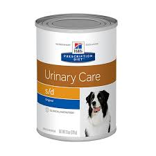 hill u0027s prescription diet s d urinary care canned dog food u2013 pender