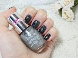 essence effect nail polish holo graphics i magic adjusting