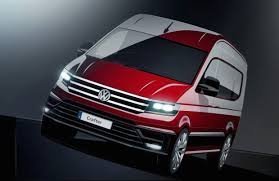 volkswagen crafter 2017 2017 volkswagen crafter previewed gets latest design language