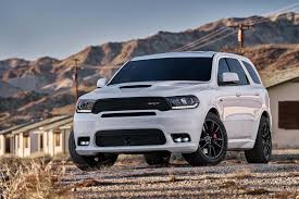 dodge durango 2018 dodge durango srt first look automobile magazine