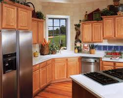 Unfinished Solid Wood Kitchen Cabinets Kitchen Cool Kitchen Decoration By Using Kent Moore Cabinets
