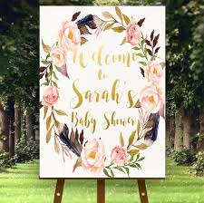 baby shower welcome sign best 25 welcome baby showers ideas on welcome baby
