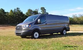 ford transit 2015 4k road test review 2015 ford transit 3 5l ecoboost lwb low