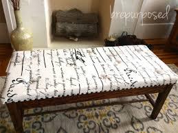 piano bench ottoman brepurposed