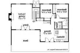 A Frame Home Floor Plans Tri Level Home Floor Plans House Plans