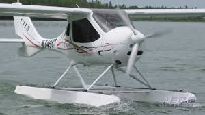 ct light sport aircraft aero tv amphibious light sport flight design s ctls on floats