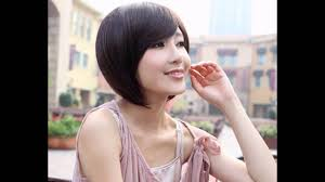 short hairstyles for asian hair youtube