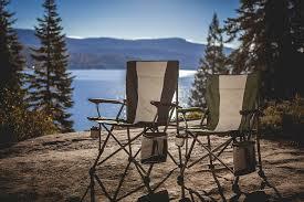 amazon com picnic time u0027big bear xxl u0027 camp chair black patio
