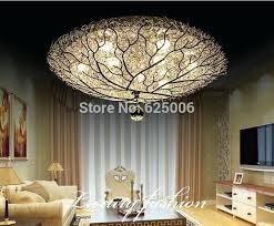 bedroom ceiling light bedroom ceiling ls birds nest led ceiling light aluminum