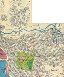 Maps San Diego by U S 395 San Diego Original U0026 Final Routes