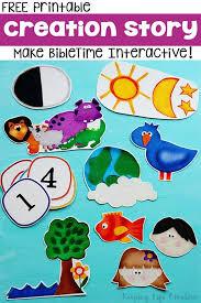 25 creation activities ideas creation bible