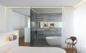 chambre avec salle de bain chambre avec salle de bain ouverte chambre avec salle de bain