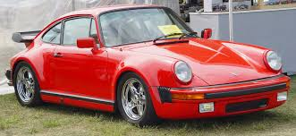 porsche targa 1980 1984 porsche 911 red front angle