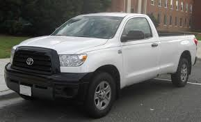 cummins toyota file 2nd toyota tundra regular cab jpg wikimedia commons