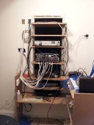 Audio Visual Rack Diy A V Rack Page 9 Avs Forum Home Theater Discussions And