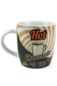 retro coffee shop mug classic vintage tea or coffee cup