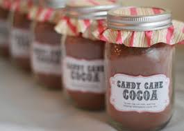 hot chocolate gift candy hot cocoa mix kitchen treaty