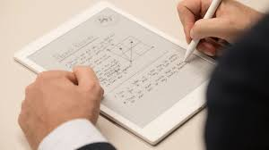 writing paper with space for picture can this giant e ink tablet make paper obsolete the verge