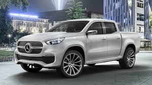 mercedes benz x class pick up concept everything you need to know