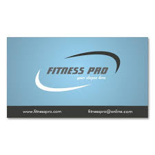 Fitness Business Card Template 2130 Best Fitness Business Cards Images On Pinterest Business