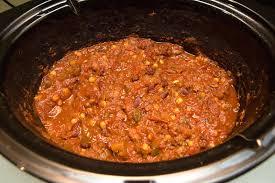 cuisine à la mijoteuse chili con carne à la mijoteuse doumdoum se régale