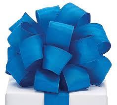 taffeta ribbon 9 indigo blue taffeta ribbon
