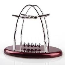 Swinging Desk Balls Personalized Decision Maker Desk Toy Add Your Message Gift