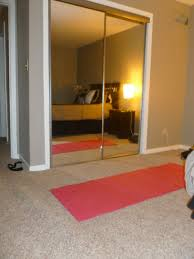 Mirror Closet Door Replacement Bathroom Mirrored Closet Doors Bifold Glass Bifold Doors