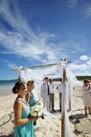 real wedding beach style modern wedding