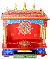 new star home decor wood hanging mandir buy new star home decor